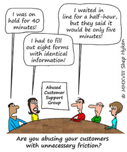 the best customer service experience