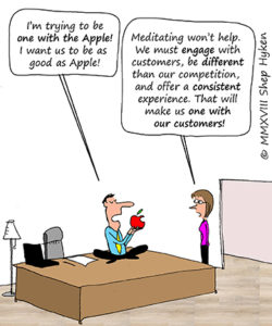 Three Lessons from Apple on How to Amaze Your Customers - Shep Hyken