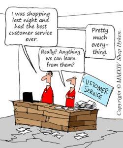 Your Very Best Customer Service Experience | Shep Hyken