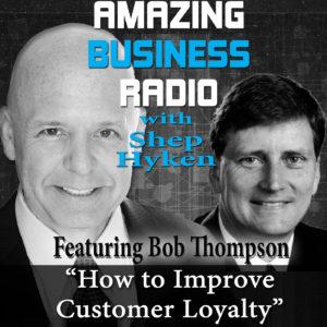 Bob Thompson - ABR ad