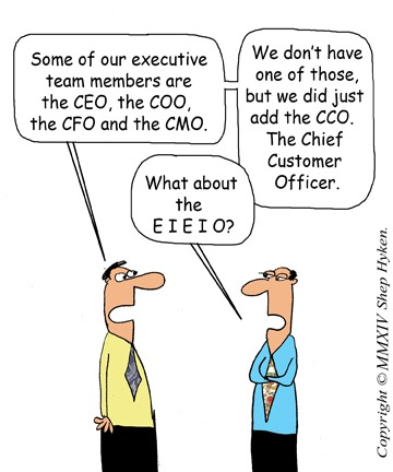 The Chief Customer Officer Customer Service and Experience Is Now ...