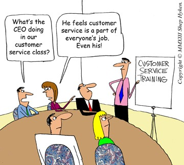 what is internal customer service The internal customer service assessment illustrates the real differences  between internal and external service, and is is designed to help internal service .