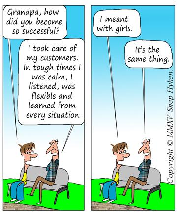 Customer Service Lesson