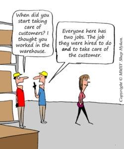 Customer Service Blog, Customer Service Article   Shep Hyken
