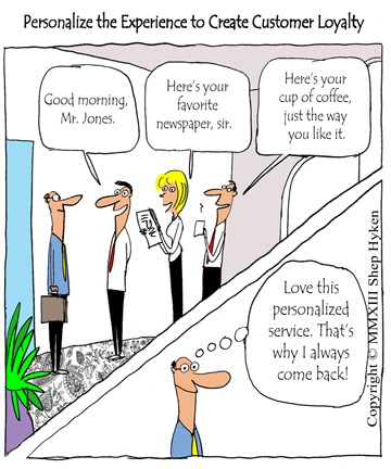 Personalize Customer Service to Create Amazing Customer Experiences