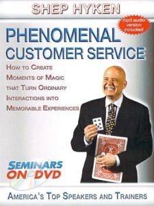 Phenomenal Customer Service DVD