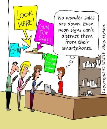 Smartphone Blinders