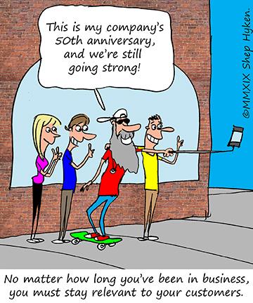 The De-Evolution of a Business