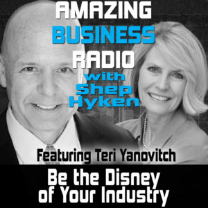 Amazing Business Radio Featuring Teri Yanovitch