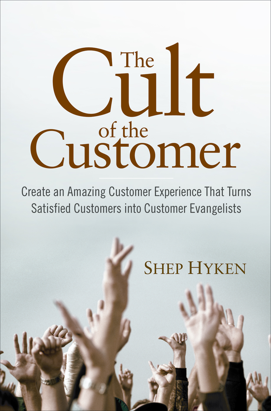 The Cult of the Customer Cover - FINAL
