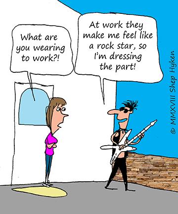 Treat Your Employees Like Rock Stars - Shep Hyken