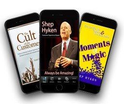 Shep Hyken apps