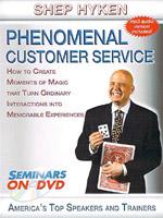 Phenomenal Customer Service