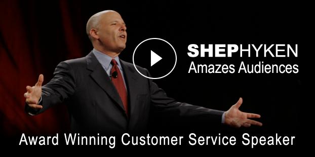 Customer service speaker, Customer service expert